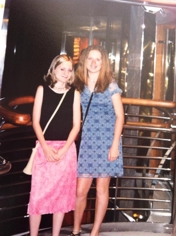 Fancy and Awkward: Circa 2001