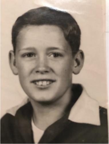 My dad, Portland, OR, 1952